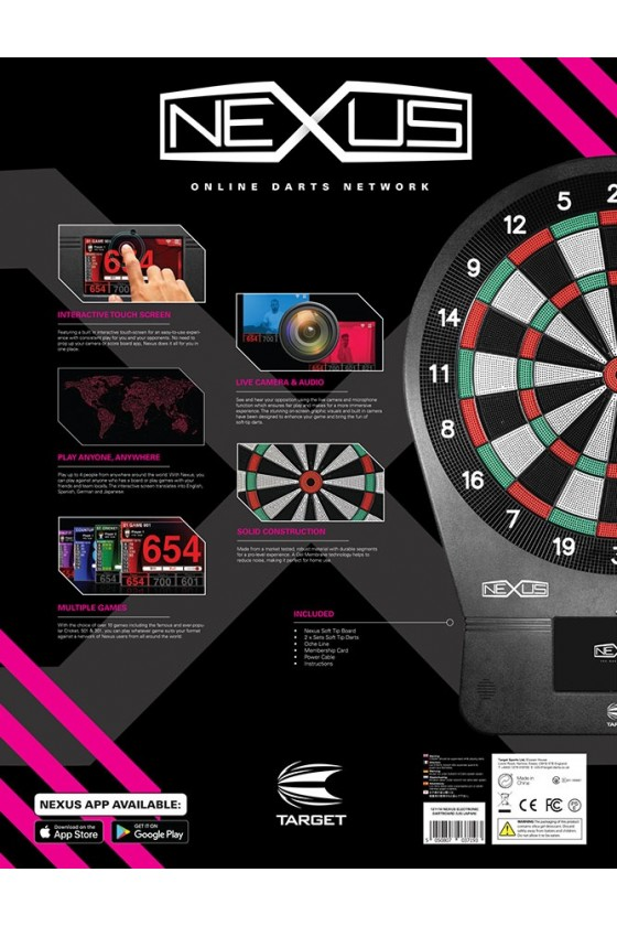 Nexus Softtip Dartboard